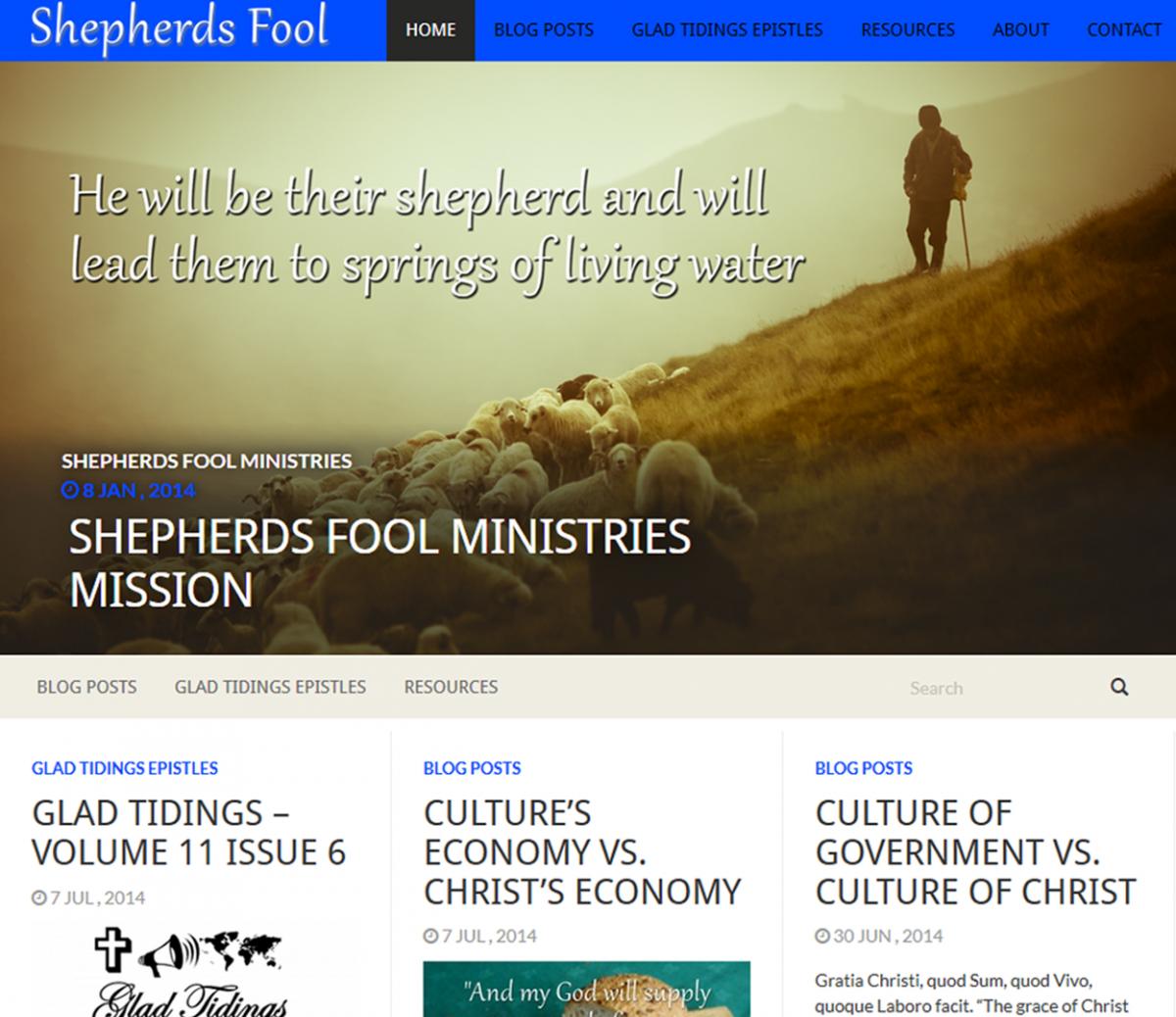 shepherdsfool